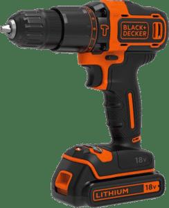 BLACK+DECKER BDCHD18BAFC-QW Klopboormachine
