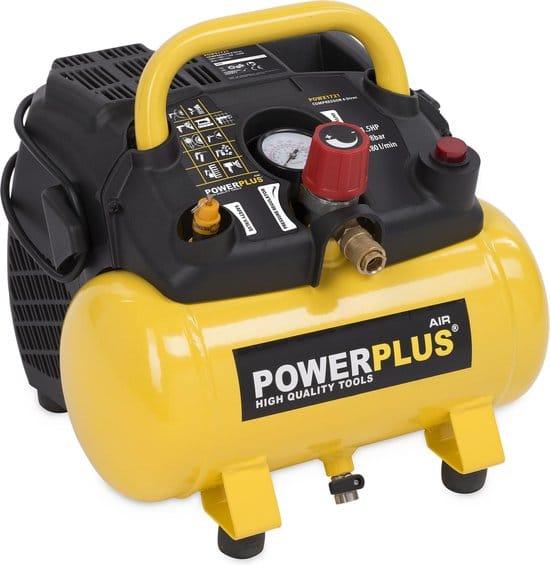 Powerplus POWX1721 compressor