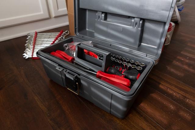 gereedschapskoffer